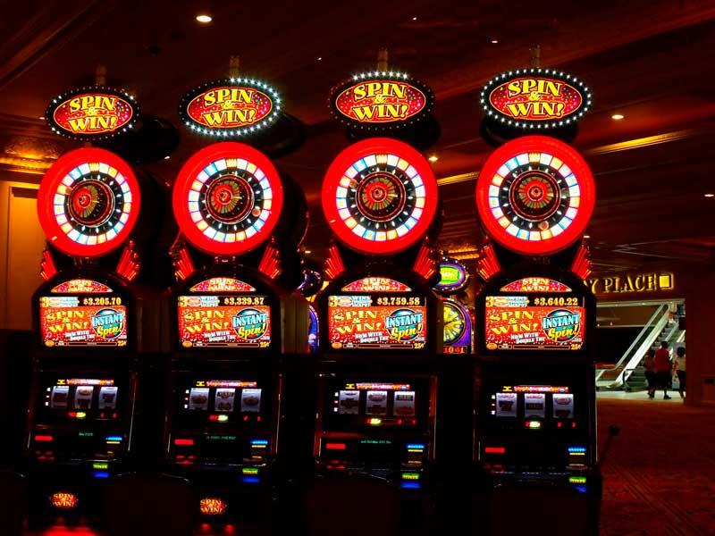 Одна игра - стратегия игры в игровые автоматы