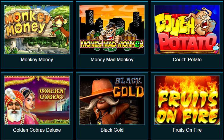 Профессиональные игровые автоматы Вулкан на деньги