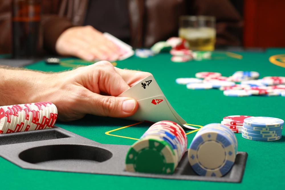 Две американские игры – бейсбол и покер